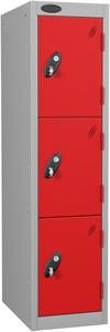 Probe 3 Door - Red Low Locker