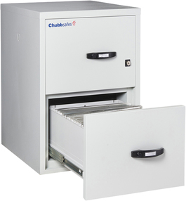 Chubbsafes 2HR 2 Drawer Fire File