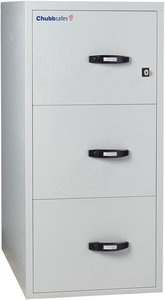 Chubbsafes 2HR 3 Drawer Fire File