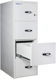 Chubbsafes 2HR 4 Drawer Fire File