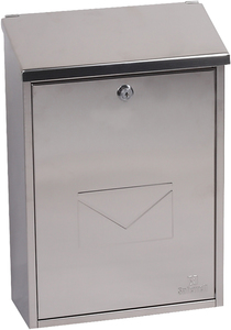 Phoenix Villa Stainless Steel Post Box