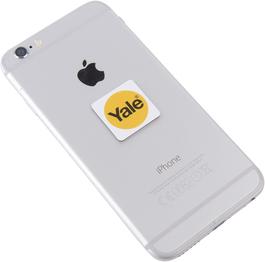 Yale Smart Lock White Phone Tag (Twin Pack)