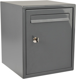 DAD DAD009 Dark Grey - Secured by Design Post Box