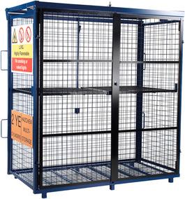 Van Vault Gas Vault Cage