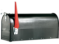 Burg Wachter US Mail Box - Black