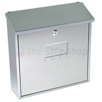 Sterling Contemporary - Stainless Steel Post Box