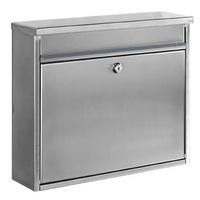 Rottner Hochhaus II - Stainless Steel Post Box