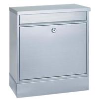 Rottner Hochhaus II - Stainless Steel Post Box Set