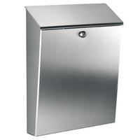 Rottner Luna - Stainless Steel Post Box