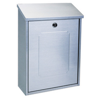 Rottner Varese - Stainless Steel Post Box