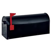 Rottner US Mailbox - Black