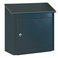 Rottner Turin Anthracite - Steel Post Box