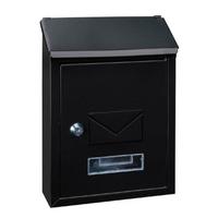 Rottner Udine Anthracite - Steel Post Box
