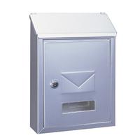 Rottner Udine Silver - Steel Post Box