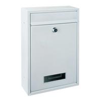 Rottner Tarvis White - Steel Post Box