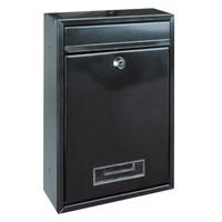 Rottner Tarvis Anthracite - Steel Post Box