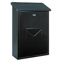 Rottner Parma Anthracite - Steel Post Box