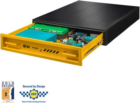 c82b1a34f1170f Van Vault Slim Slider High Security Vanbox