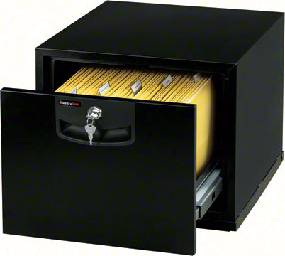 Sentry E1000 Stackable Fire File : Single drawer fire resistant ...