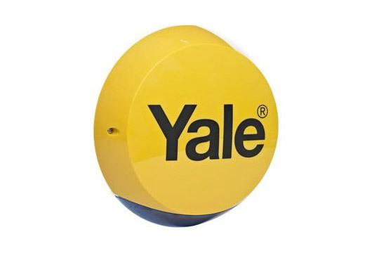 Burglar Alarm Cost >> Yale Dummy Alarm Siren Box | Looks like a real Yale alarm