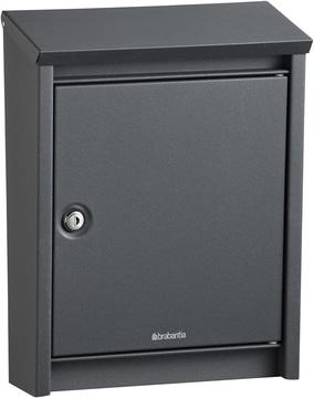 Dark Grey Brabantia Post Box Brabantia B110 Free P Amp P