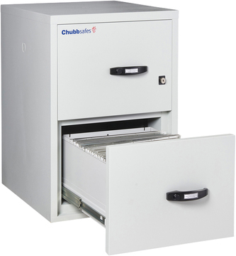 Chubbsafes Fire File 2HR 2 Drawer | 120 Minute Fireproof 2 drawer ...