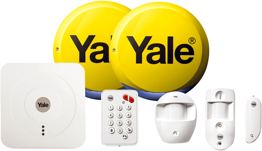 Yale Sr 330 Smart Home Alarm Security Systems Free Uk P P Safe