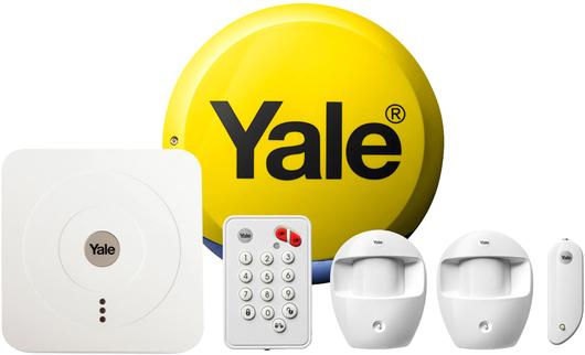 yale sr 320 alarm wireless smart home alarm kit free uk p p safe