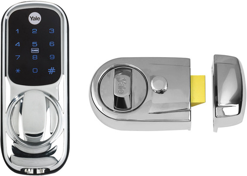 Yale Keyless Lock Kit Y3 Smart Night Latch Free P Amp P Safe